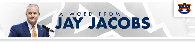 Word From Jay Jacobs